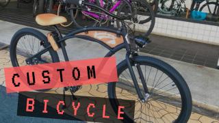 カスタム自転車 Bless CCB