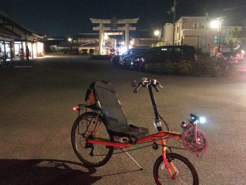 多賀大社万灯祭2019 ナイトポタリング