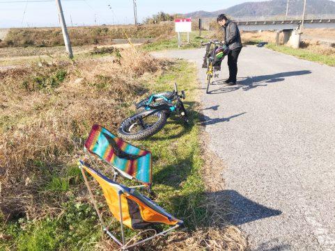 サイクルチェアリング 自転車