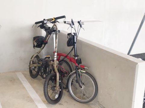 サイクリングとサウナの「Wサ活」 自転車