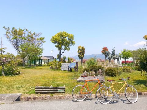 TOKYOBIKE26 サイクリング