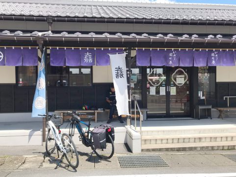関ヶ原ポタ 駅前