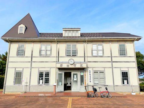 敦賀旅 旧駅舎