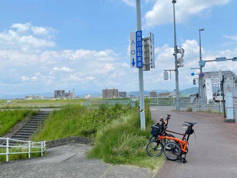 岐阜→大垣旅 長良川