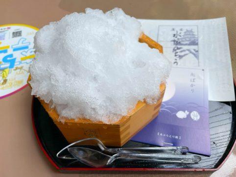 岐阜→大垣旅 水まん氷