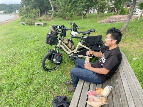 自転車+takeout